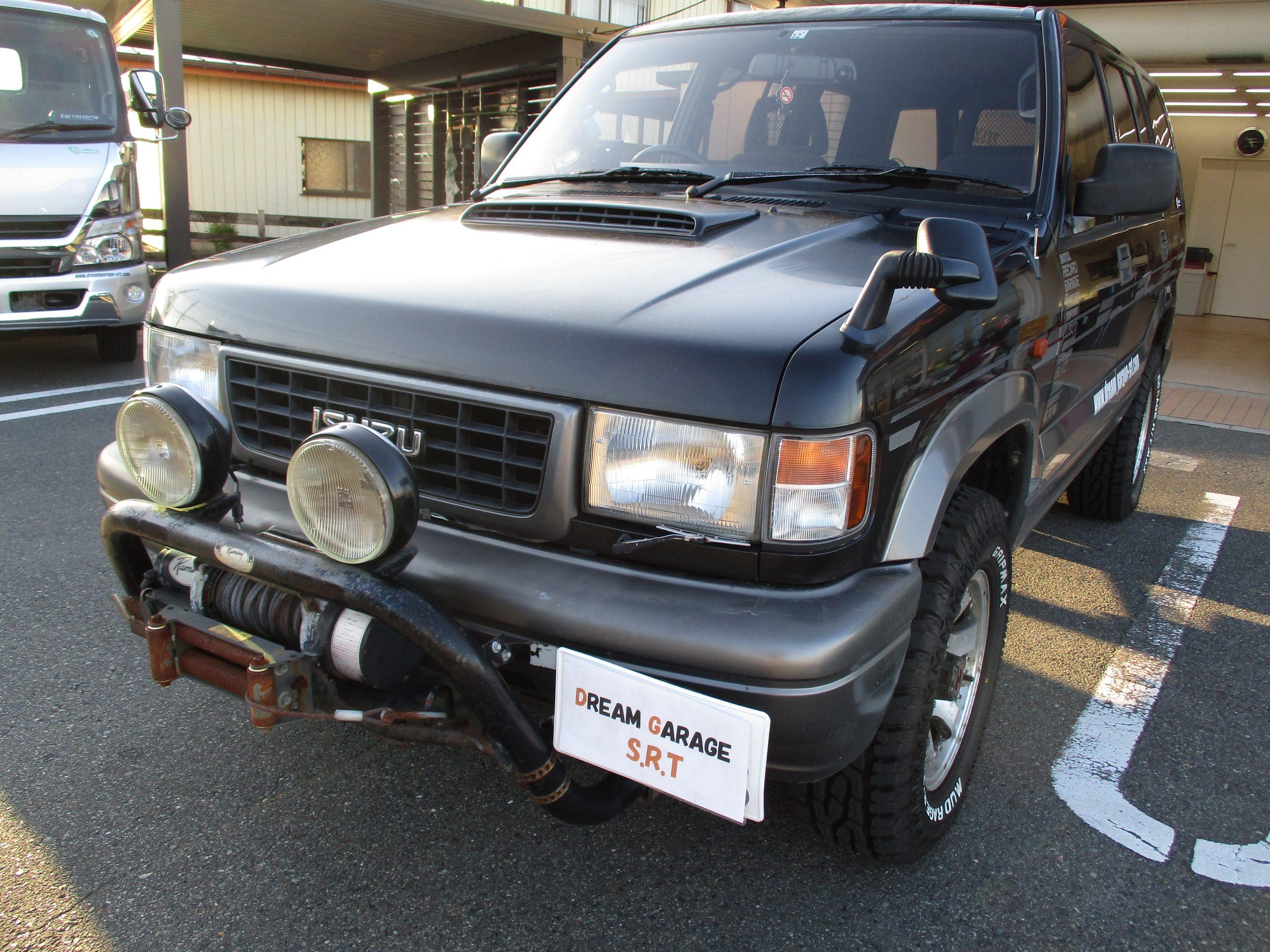 H7 いすゞ ビッグホーン イルムシャーロング 5MT